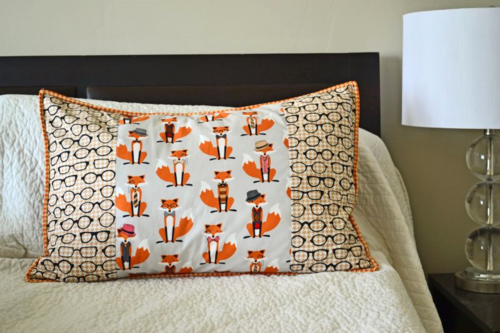 Fox Pillow Case 1