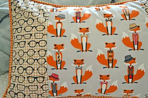Fox Pillow Case 2