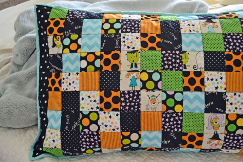 Halloween Pillow Case 1